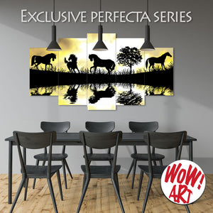Wild Horse Reflections – Exclusive Perfecta Series