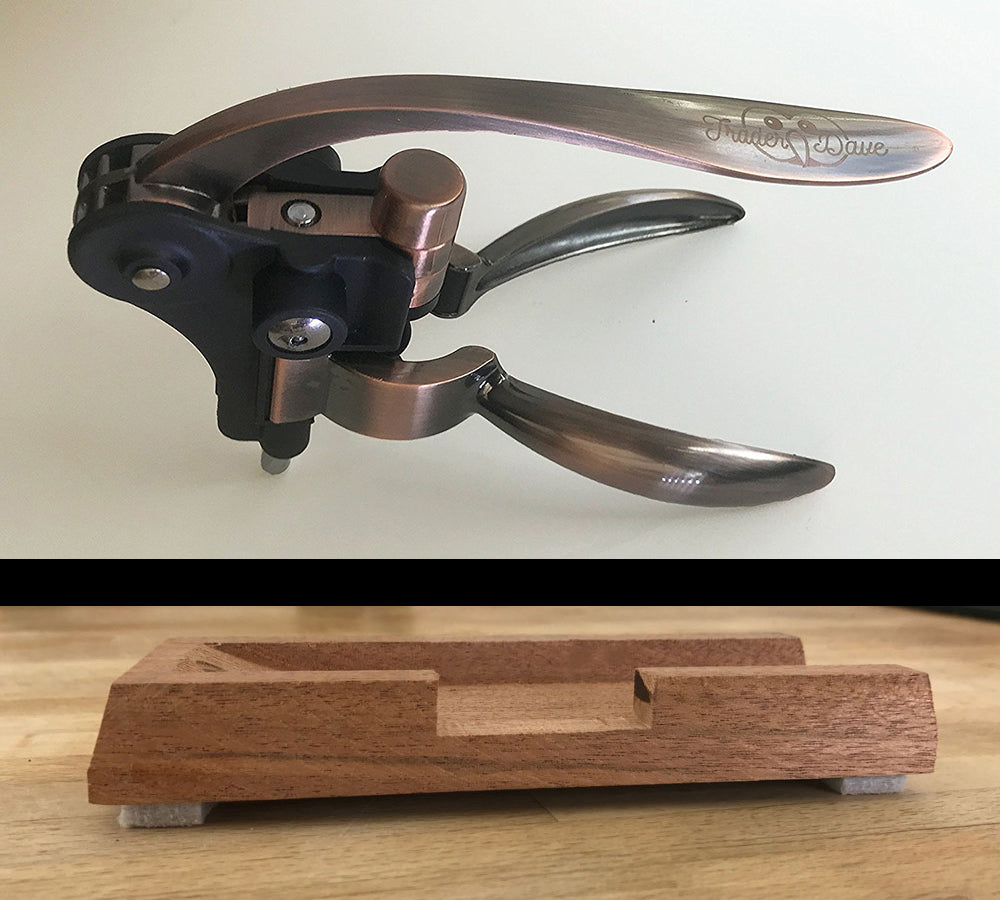 Rabbit Foot Stand for Any Rabbit Wine Opener