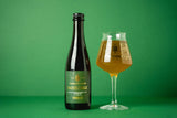 Vicious Circle White Burgundy Barrel Aged Golden Ale – ABV 7.4% bottle
