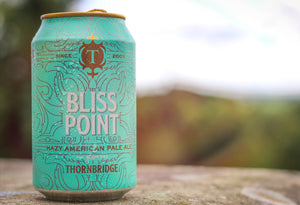 Bliss Point 5% Hazy American Pale Ale 12 x 330ml Can