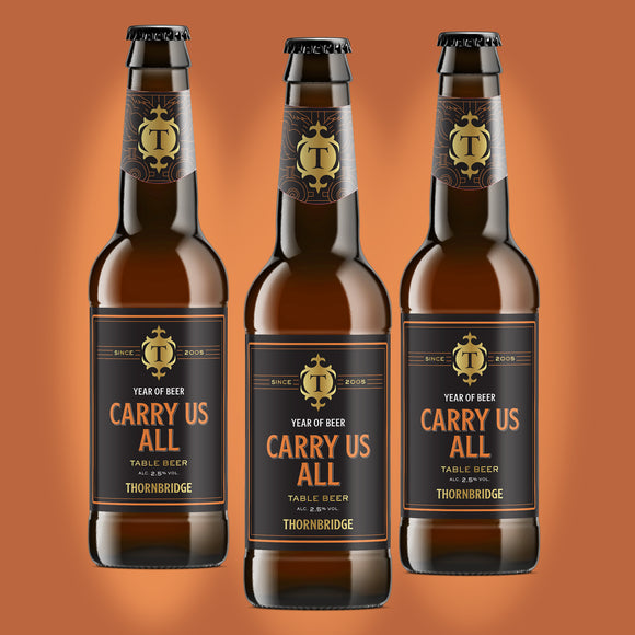 Carry Us All 2.5% Table Beer