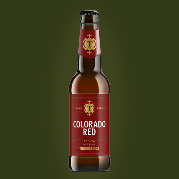 Colorado Red ,5.9% Red IPA