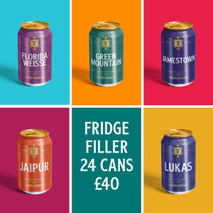 The Fridge Filler Case - 24 x 330ml cans