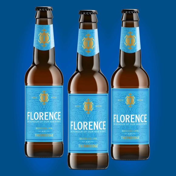 Florence, 4.5% Session IPA 12x330ml bottles
