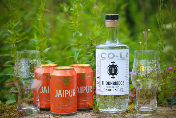 Jaipur & Locksley Gin Party Case