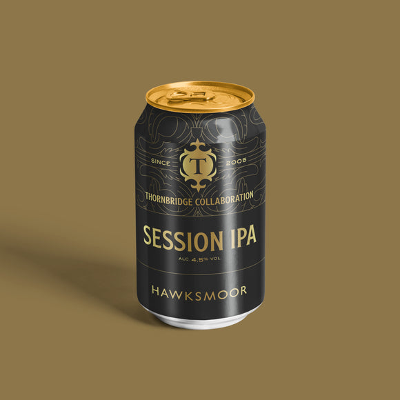 Thornbridge x Hawksmoor 4.5% Session IPA