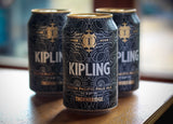 Kipling 5.2% South Pacific Pale Ale - 12 x 330ml Cans