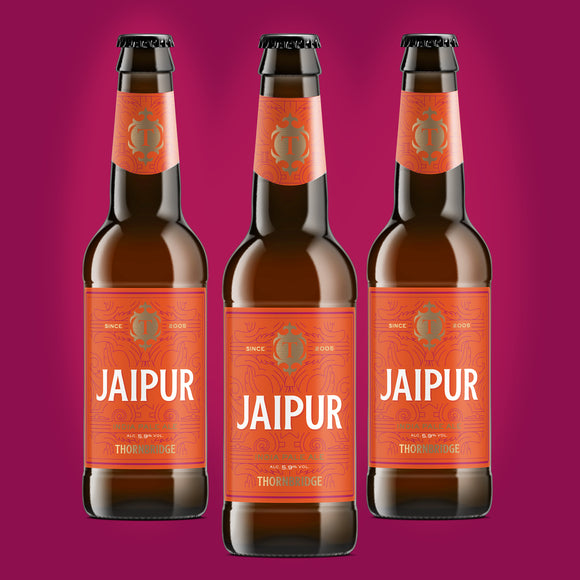 Jaipur Bottle Case, 5.9% IPA