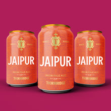 Load image into Gallery viewer, Jaipur Can 5.9% IPA 12 x 330ml cans