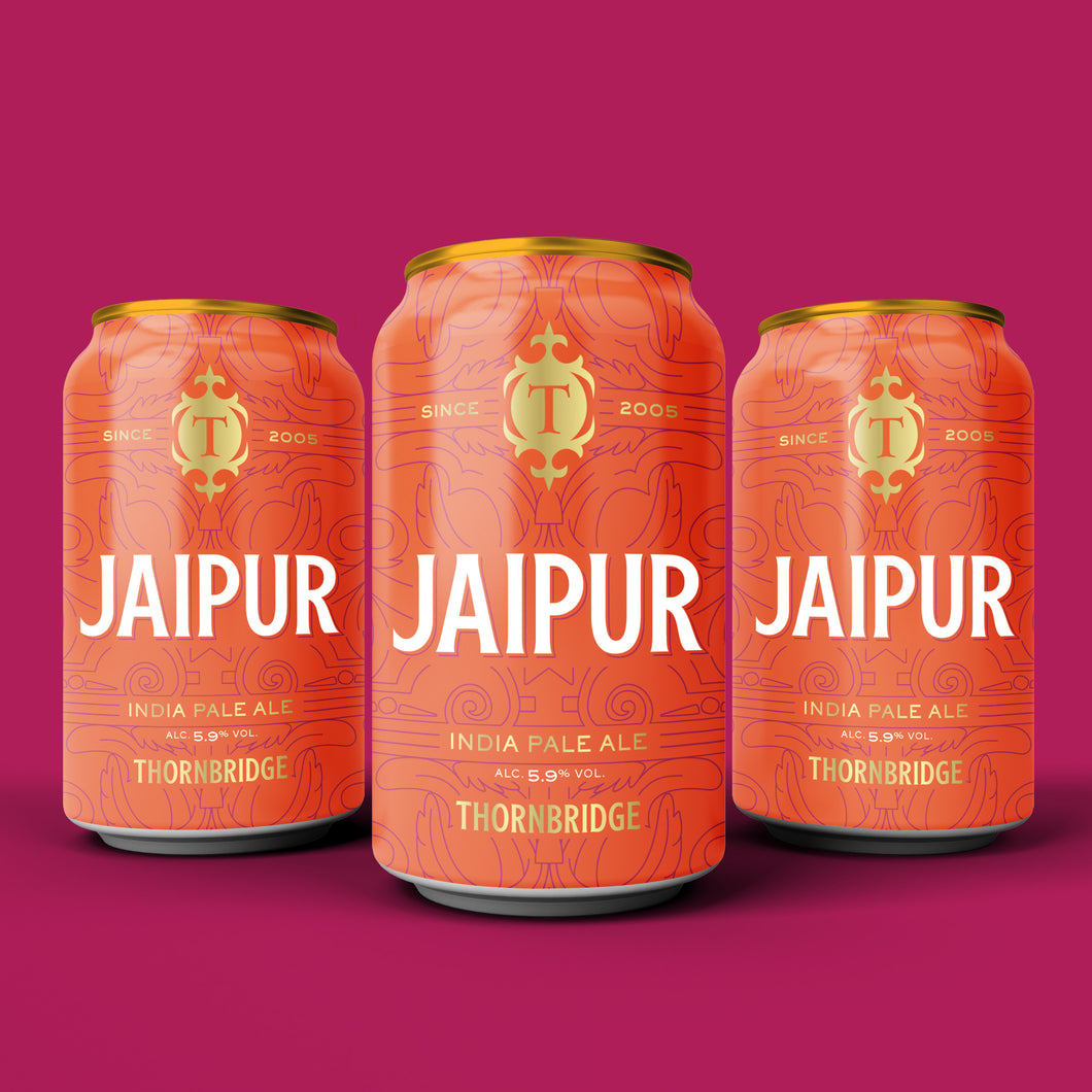 Jaipur Can 5.9% IPA 12 x 330ml cans