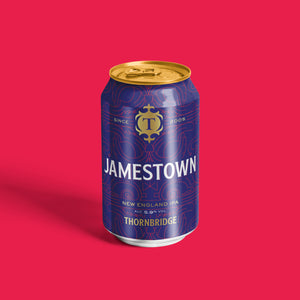 Jamestown Can 5.9% New England IPA