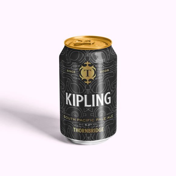 Kipling Can 5.2%  South Pacific Pale Ale