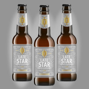 Late Star 6% Bottle Conditioned ESB 12x330ml bottles