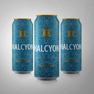 Halcyon, 7.4% Imperial IPA - 12x440ml cans