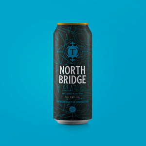 North Bridge 7.2% Mountain IPA
