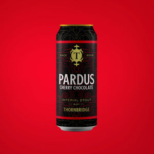 Pardus Cherry Chocolate, 8.0% Imperial Stout