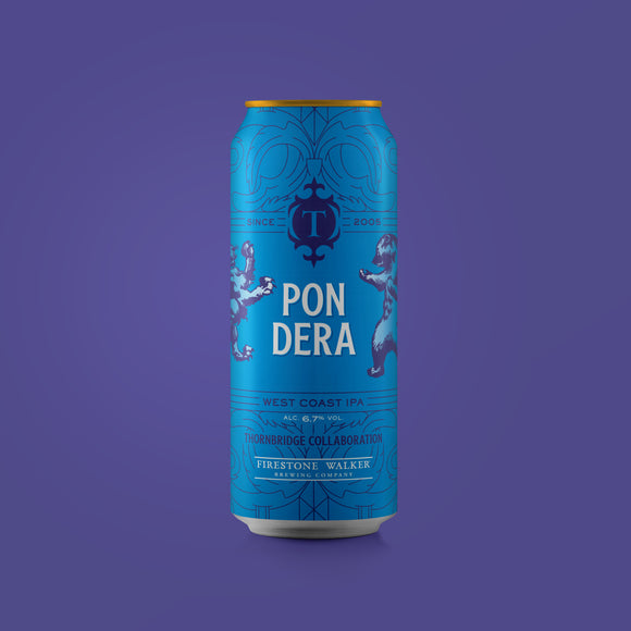 Pondera 6.7% West Coast IPA 440ml Can