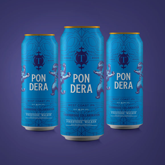 Pondera 6.7% West Coast IPA 12x440ml Cans