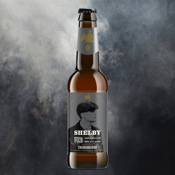 Shelby - The Official Beer of the TV Series - 5% IPA