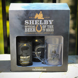 Shelby Gift Pack - The Official Beer of the TV Series