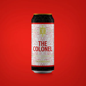 The Colonel, 5% Kentucky Common Beer