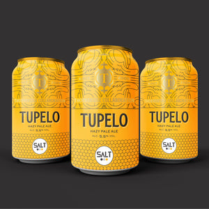 Tupelo 5.5% Hazy Pale Ale 12 x 330ml cans