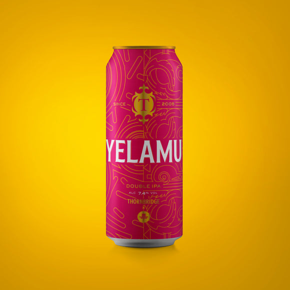 Yelamu 7.4% DIPA 440ml Can