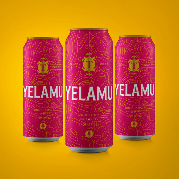 Yelamu 7.4% DIPA 12x440ml Cans