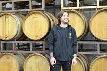 Load image into Gallery viewer, Thornbridge Black and Gold Hoodie
