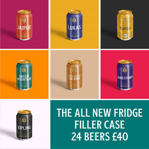 The all new Fridge Filler Case - 24 x 330ml cans