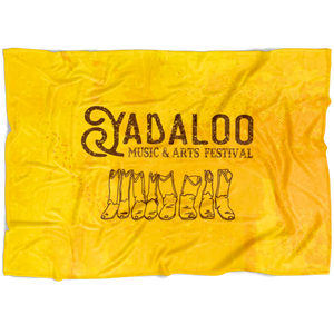 Yadaloo Fleece Blanket