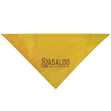 Yadaloo Pet Bandana (Yellow)