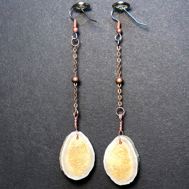 Deer Horn earrings