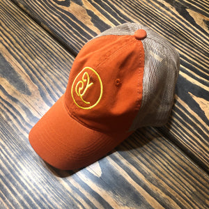 Yadaloo Cap (Orange)