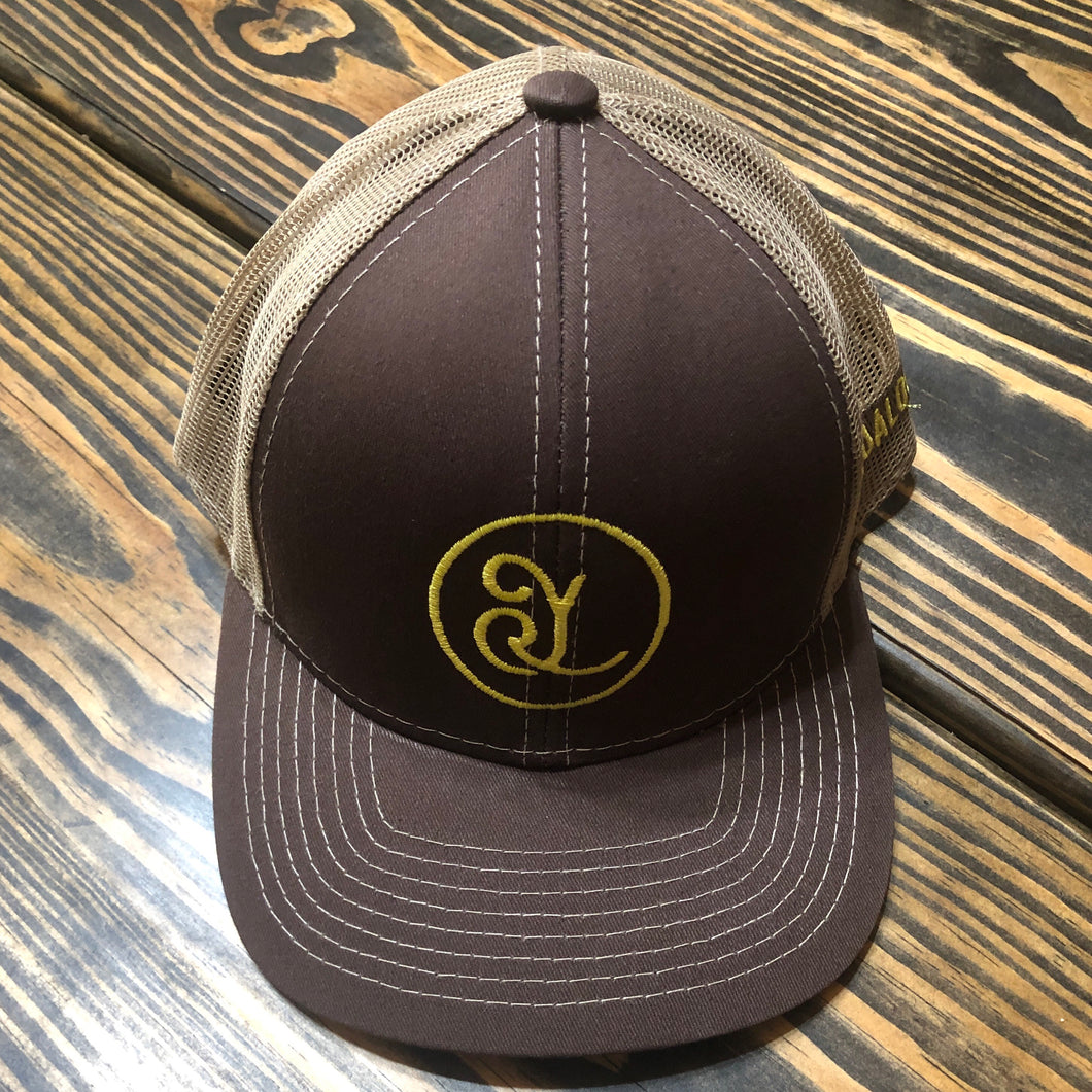 Yadaloo Cap (Brown)