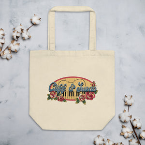 Cliff & Susan Vintage Eco Tote Bag