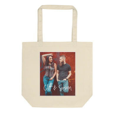 Cliff & Susan Eco Tote Bag