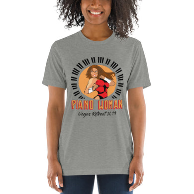 RED HAIR Short sleeve t-shirt