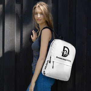 DB∞ Backpack (WHITE)
