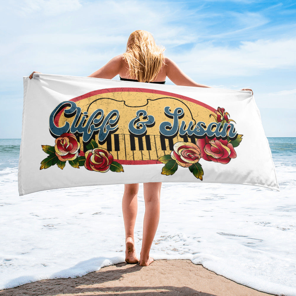 Cliff & Susan Towel