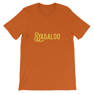 Yadaloo Short-Sleeve Unisex T-Shirt