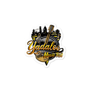 Yadaloo Sticker