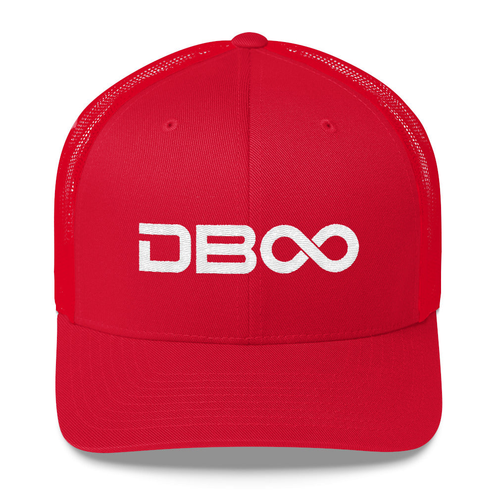DB∞ Trucker Cap (RED)