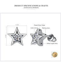 Zirconia Women Stud Earrings