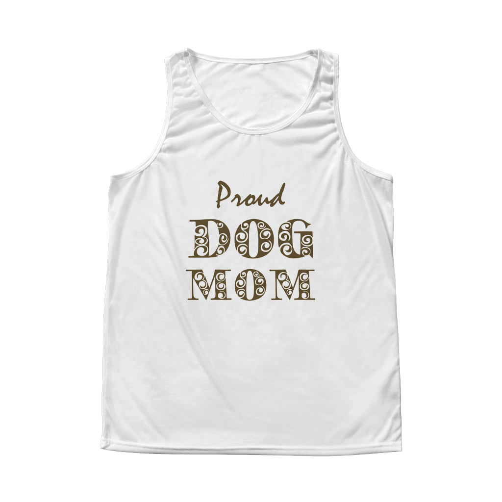 Proud Dog Mom Tank