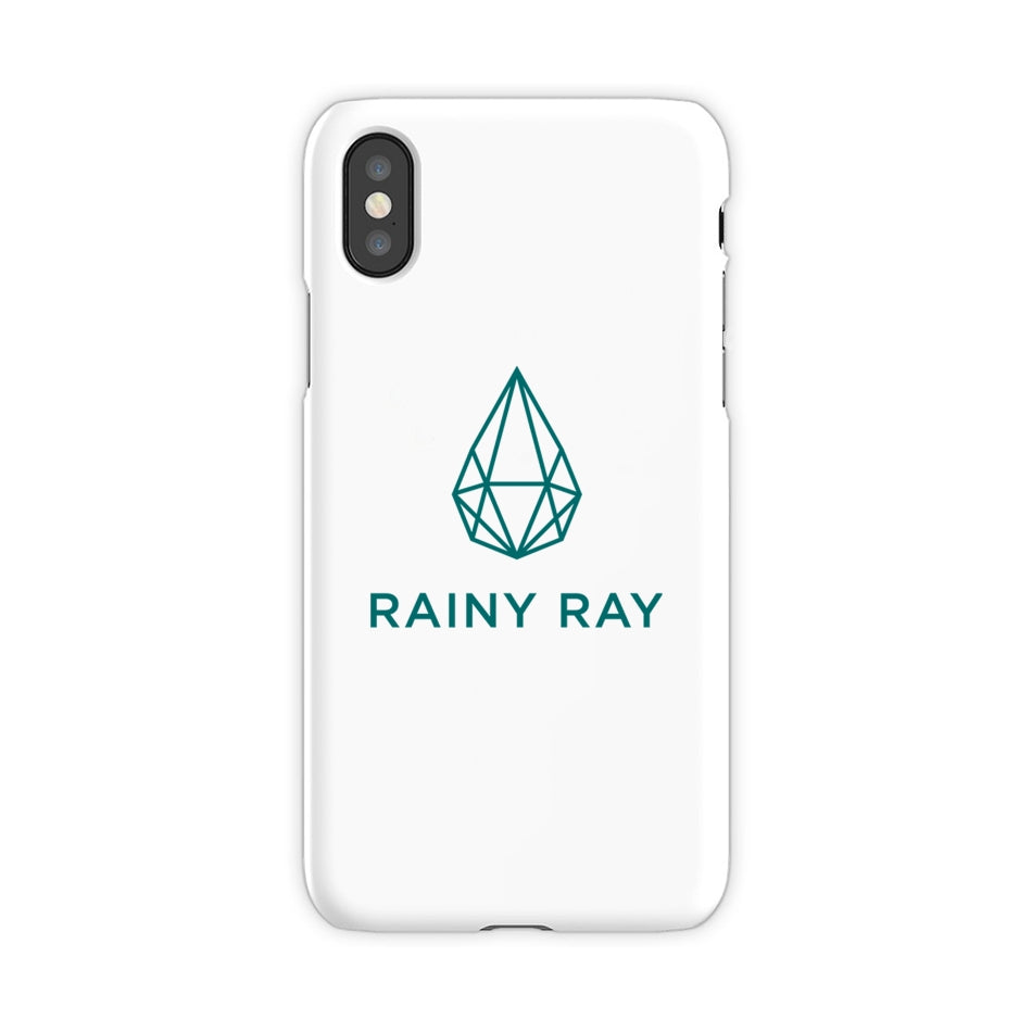 Rainy Ray iPhone Case
