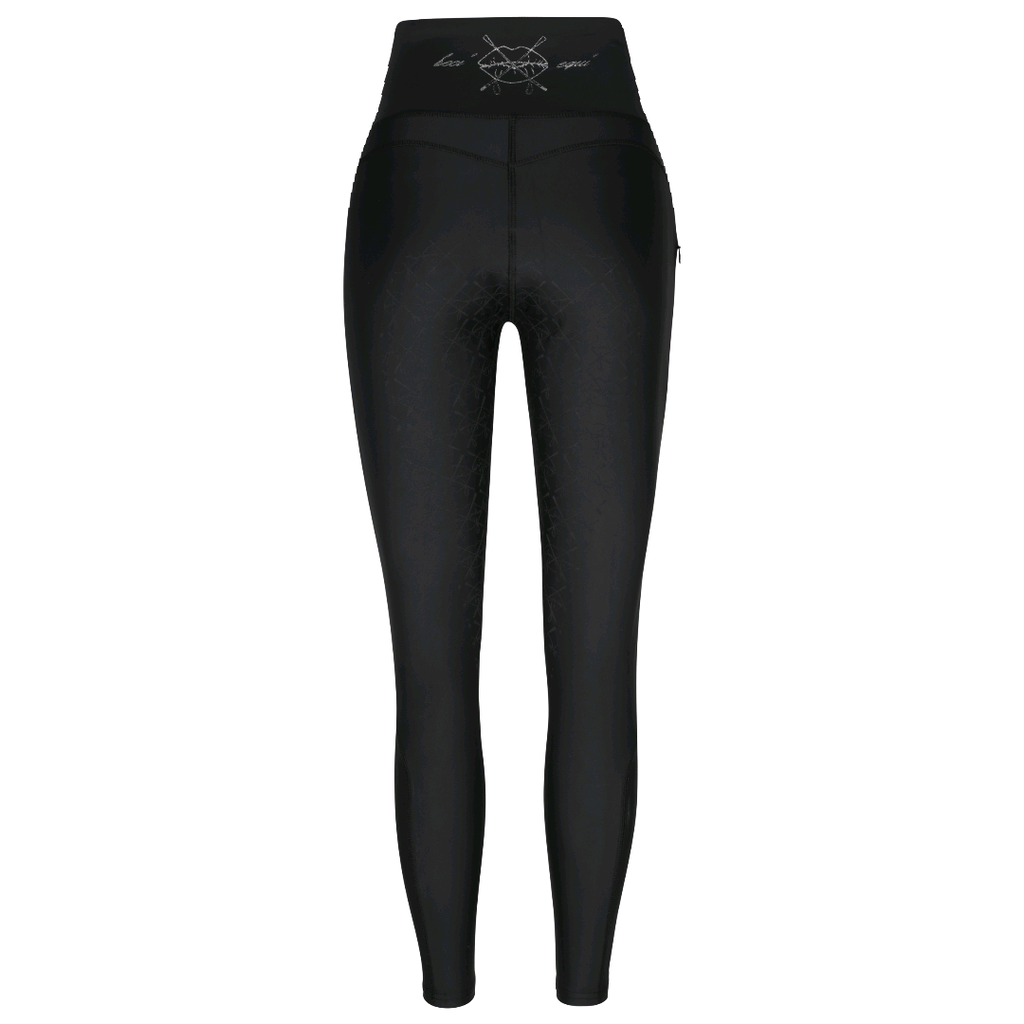 L U X E  Leggings - Black PLATINUM