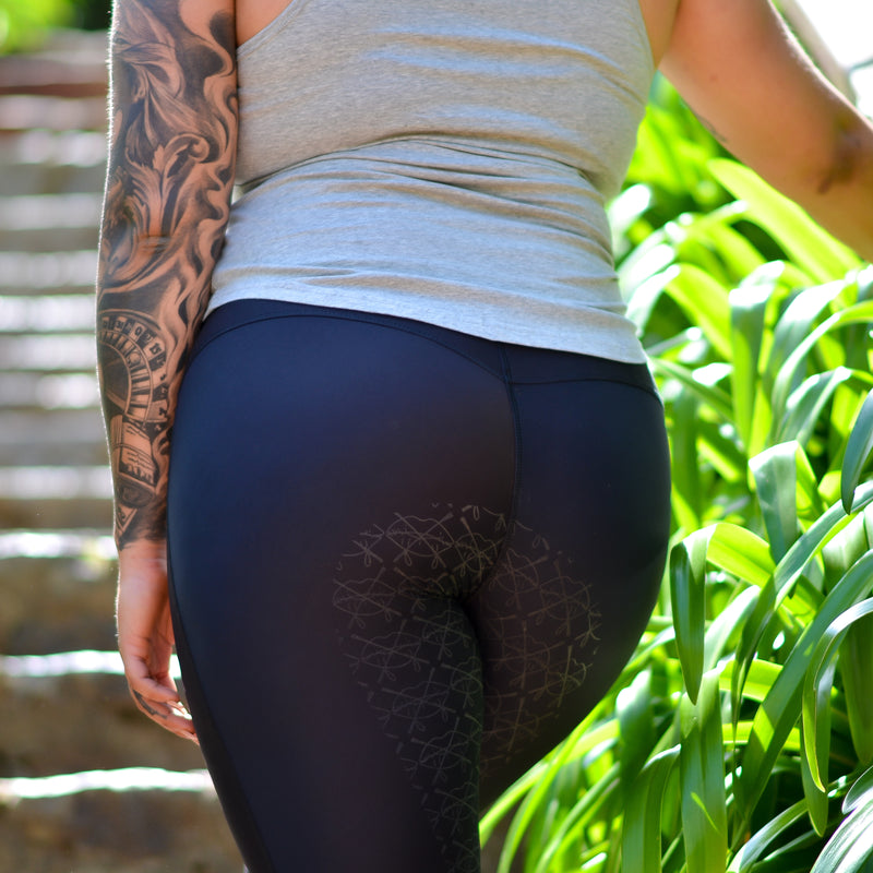 Ultralite Skintights - Black PLATINUM