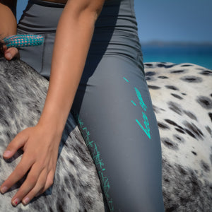Ultralite Skintights - Bondi Bay