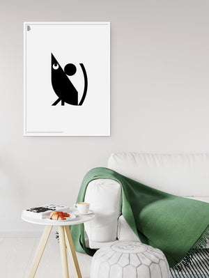 Animal Mouse Poster